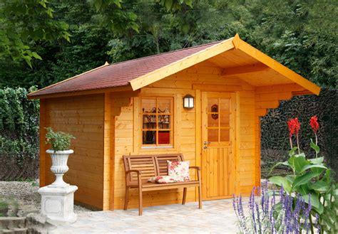 Gartenhaus «300x240cm Holzhaus Bausatz Holz 34mm