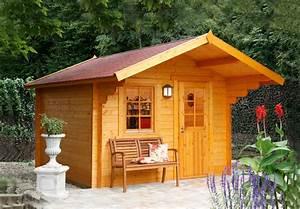 Haus Bausatz Holz : gartenhaus 300x240cm holzhaus bausatz holz 34mm ~ Whattoseeinmadrid.com Haus und Dekorationen