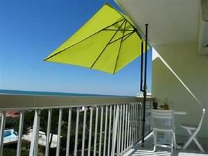 Store Terrasse Pas Cher : parasol de balcon inclinable vetement fille pas cher ~ Melissatoandfro.com Idées de Décoration