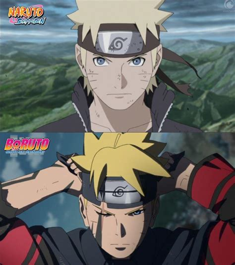 father  son  hype    boruto story