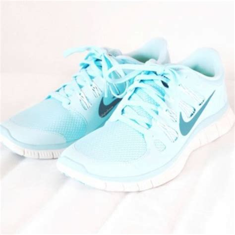 Nike Light Blue Shoes shoes blue it nike free run nikes nike running