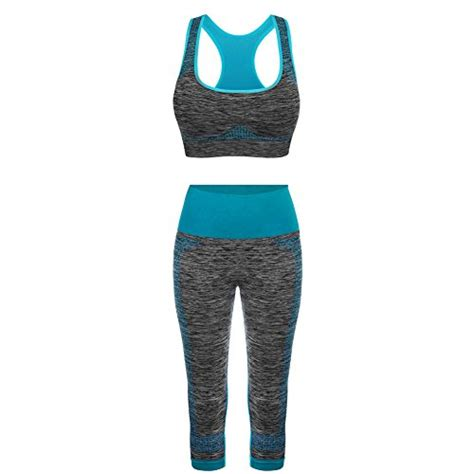 vbiger sport bh yoga bh damen jogginghose damen sport