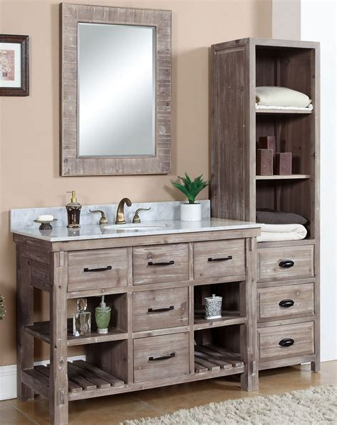 Rustic Modern Bathroom Vanities by 11 Best Distressed Bathrooms Vanity Ideas Images On