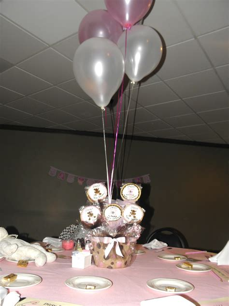cookie dreams cookie  baby shower cookie centerpieces