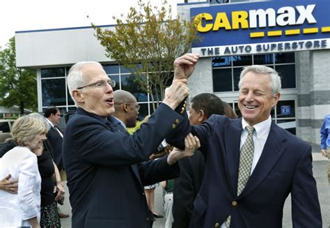 rick sharp dedication ceremony  carmax business