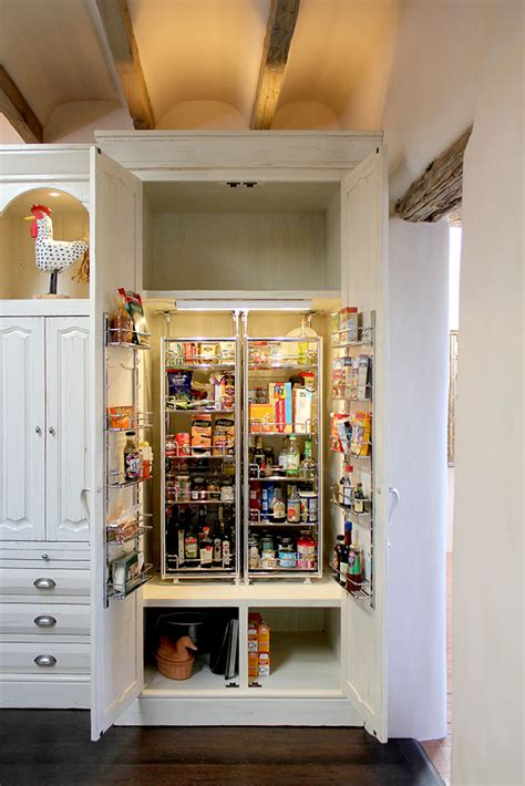Custom Pantry by Custom Pantry Cabinet La Puerta Originals