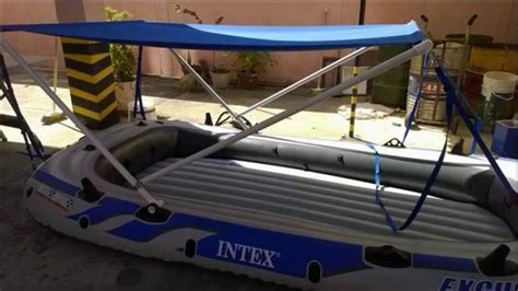 Intex Excursion 5 Floor Measurements by Intex Excursion 5 Ensamble Modificacion Y Prueba