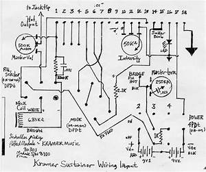 Bill Lawrence Wiring Diagrams