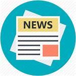 Icon Newspaper Icons Computer Team Medical Nano