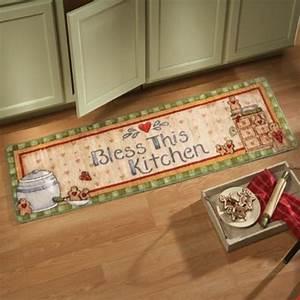 Gingerbread, Kitchen, Runner, Rug, -, Walmart, Com
