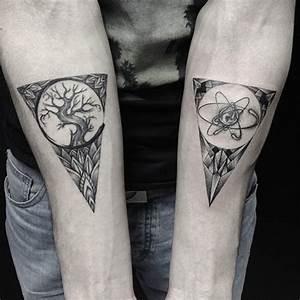88 Incredibly Meaningful Geometric Tattoo Designs