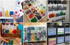 Fotos Aufbewahren Ideen : 13 geniale ideen wie man lego aufbewahren und sortieren kann ~ Frokenaadalensverden.com Haus und Dekorationen
