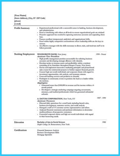 Bank Manager Resume Skills by Starting Successful Career From A Great Bank Manager Resume How To Write A Resume In Simple Steps