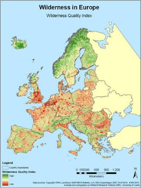 wildland wilderness europe
