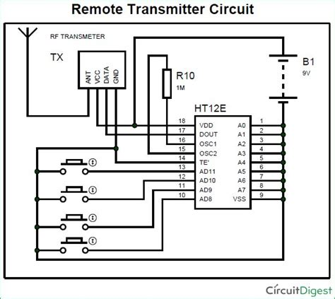 Best Electronic Circuit Diagrams Images Pinterest