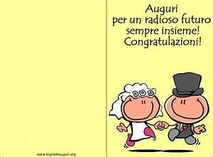 Biglietti Auguri Matrimonio Originali TI57 Regardsdefemmes