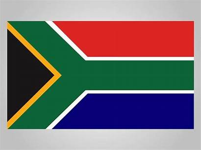 Flag Africa South African Vector Flags Clipart