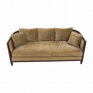 61 off bloomingdale39s bloomingdale39s brown single With bloomingdales sofa bed