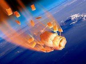 Out-of-control Chinese space station is hurtling towards ...
