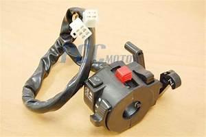 Left Atv Light Starter Kill Switch Honda Kazuma Coolster