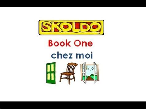 French for children - Book One - YouTube   Learn french ...