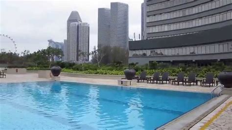 PARKROYAL on Beach Road Hotel Singapore POOL TOUR   YouTube