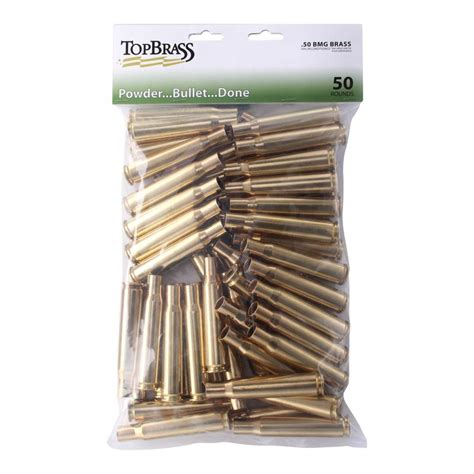 50 Bmg Brass by 50 Bmg Brass Processed Top Brass Inc Top Brass