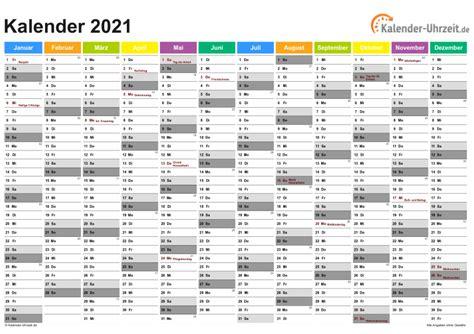 Im mai 2021 findet eine volkszählung, auch zensus genannt, in den mitgliedstaaten der europäischen union statt. Jahreskalender 2021 / Kalender 2021 Zum Ausdrucken ...