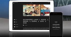 Daimler Event App : legends of trucking 120 jahre daimler lkw in einer app ~ Kayakingforconservation.com Haus und Dekorationen