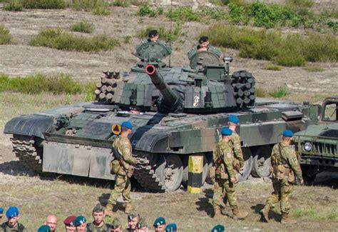 PT-91 Twardy Main Battle Tank (MBT) - Poland