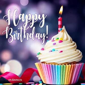 [New!] Best Animated (GIF) Happy Birthday Cake - Download ...