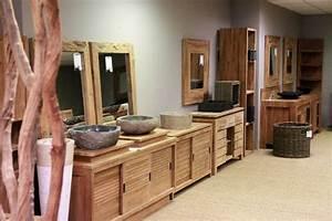 show room la centrale du meublefr With meuble de salle a manger avec armoire en teck