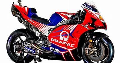 Ducati Pramac Gp20 Racing Pata Presenta Negra