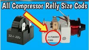 All Compressor Relay Code S