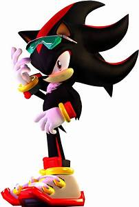 Shadows, Shadow the hedgehog and Amy rose on Pinterest