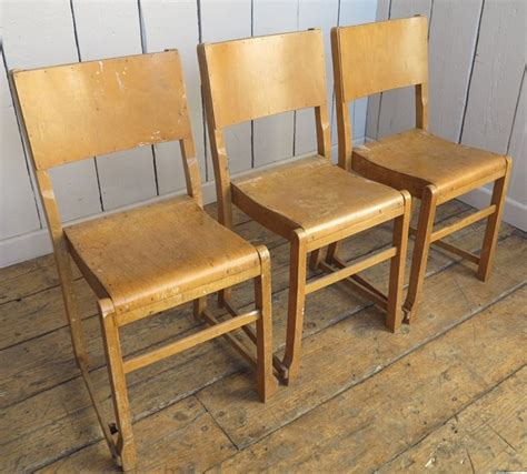 wooden stackable church chairs vintage reclaimed wooden stacking church chairs