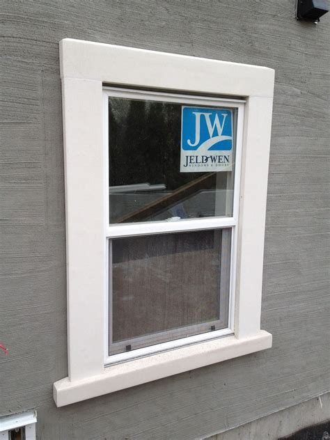 Exterior Window Sill Trim by Exterior Stucco Window Trims Yahoo Image Search Results