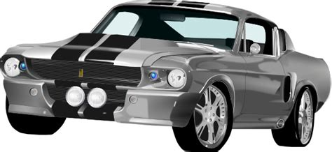 ford mustang clipart clipground