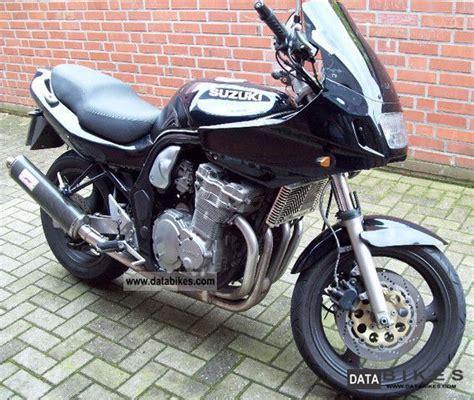 97 Suzuki Bandit 600 by 1997 Suzuki Bandit Gsf 600 S