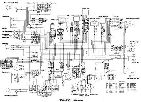 yamaha xs400s sg wiring diagram