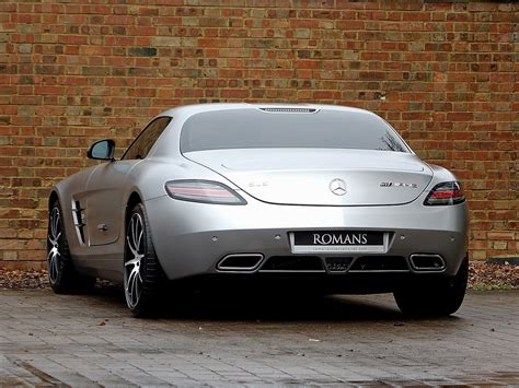 mercedes benz sls amg gt designo allanite grey