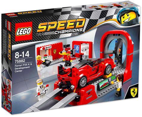 Ferrari fxx k & development center. LEGO Speed Champions Ferrari FXX Centru (75882) (LEGO) - Preturi
