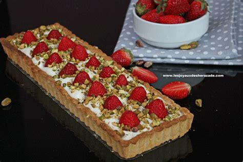 tarte aux fraises p 226 te sabl 233 e fromages les joyaux de sherazade
