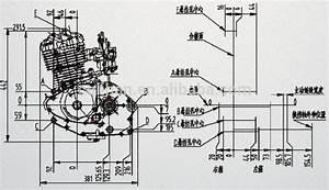 Lifan 125cc Electric Start Engine Genuine 125cc Lifan