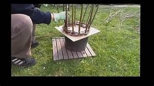 Betonoptik Boden Selber Machen : rankhilfen aus weidenruten selber machen kreative st tze ~ Michelbontemps.com Haus und Dekorationen