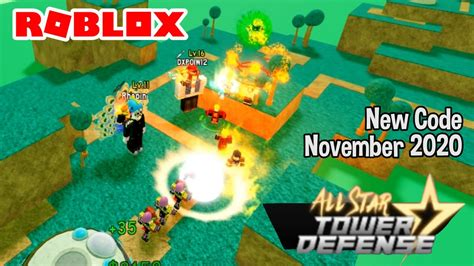 All rights reserved to top down games. Roblox All Star Tower Defense New Code November 2020 - YouTube