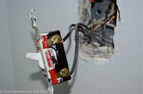 How To Install Motion Sensor Light by How To Install A Motion Sensor Light Switch Diy Four
