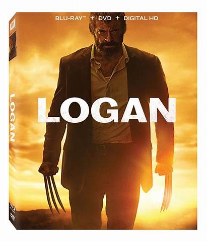 Logan Wolverine Blu Ray Hugh Jackman Reboot