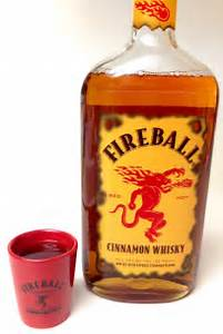 Fireball Whisky | Angels and Demons Halloween Party ...