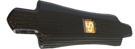 Carbon Fiber Longboard Deck by Carbon Fiber Longboards Sandwich Tech
